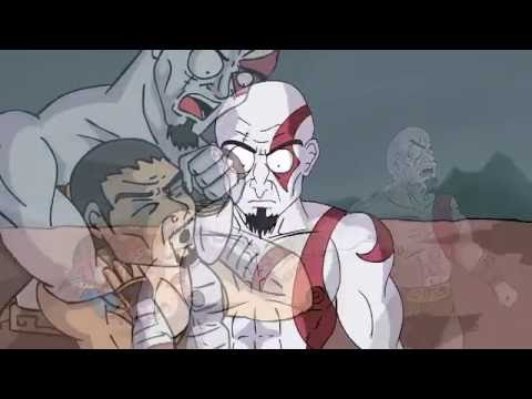 God of Kart (Parodia de God of War) Videos De Viajes