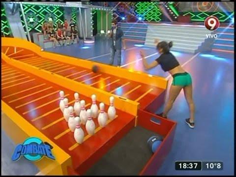 """""""Bowling de Combate"""" (19-06-2015)"""
