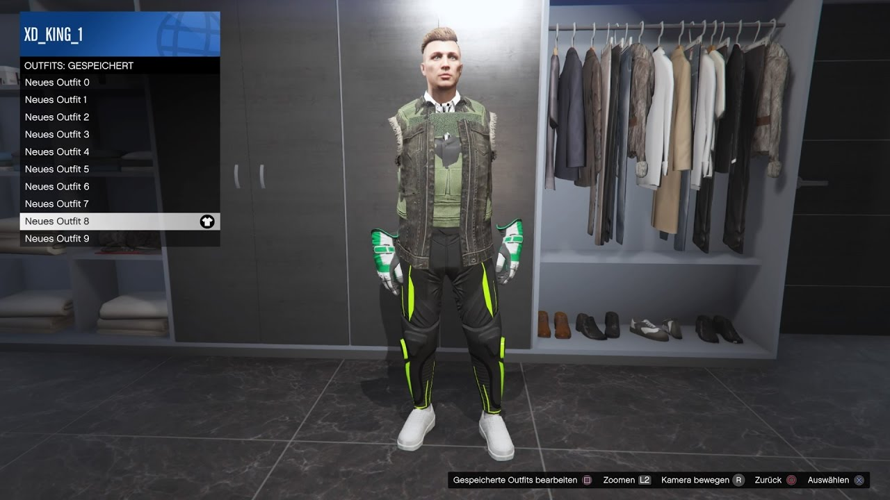 fabulous gta online male outfits names