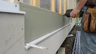 Lap Siding Installation Basics