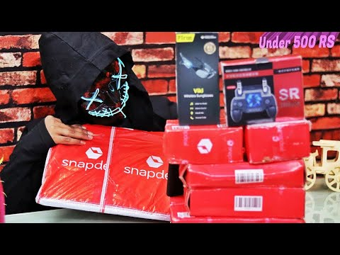10 Latest Cheap Products Available On Snapdeal | Gadgets Under Rs100, Rs200, Rs500, Rs1000, Lakh