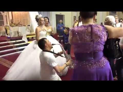 Sali Okka 2017 Sax -- Ork.Tangra Folk - Melqtin --Esnafski Turski Kuchek Anam Anam