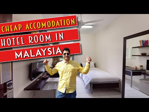 Cheap Accommodation Hotel Room in Malaysia