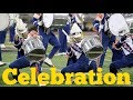 Celebration Live Song Marching Band Version Celebrate Good Times Kool and the Gang