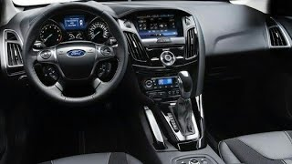 Ford FOCUS 3 1.6i Пристальный ВЗГЛЯД ИЗНУТРИ.
