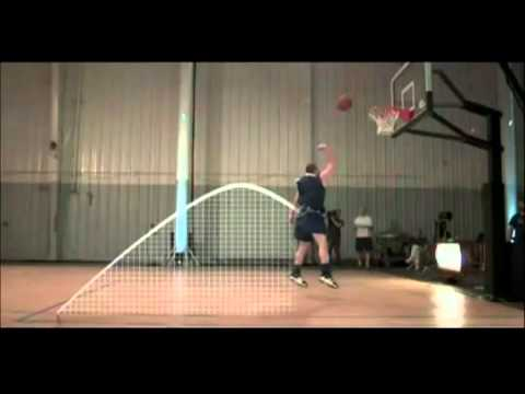FSN Sport Science  Episode 1   Hang Time   Jordan Farmar