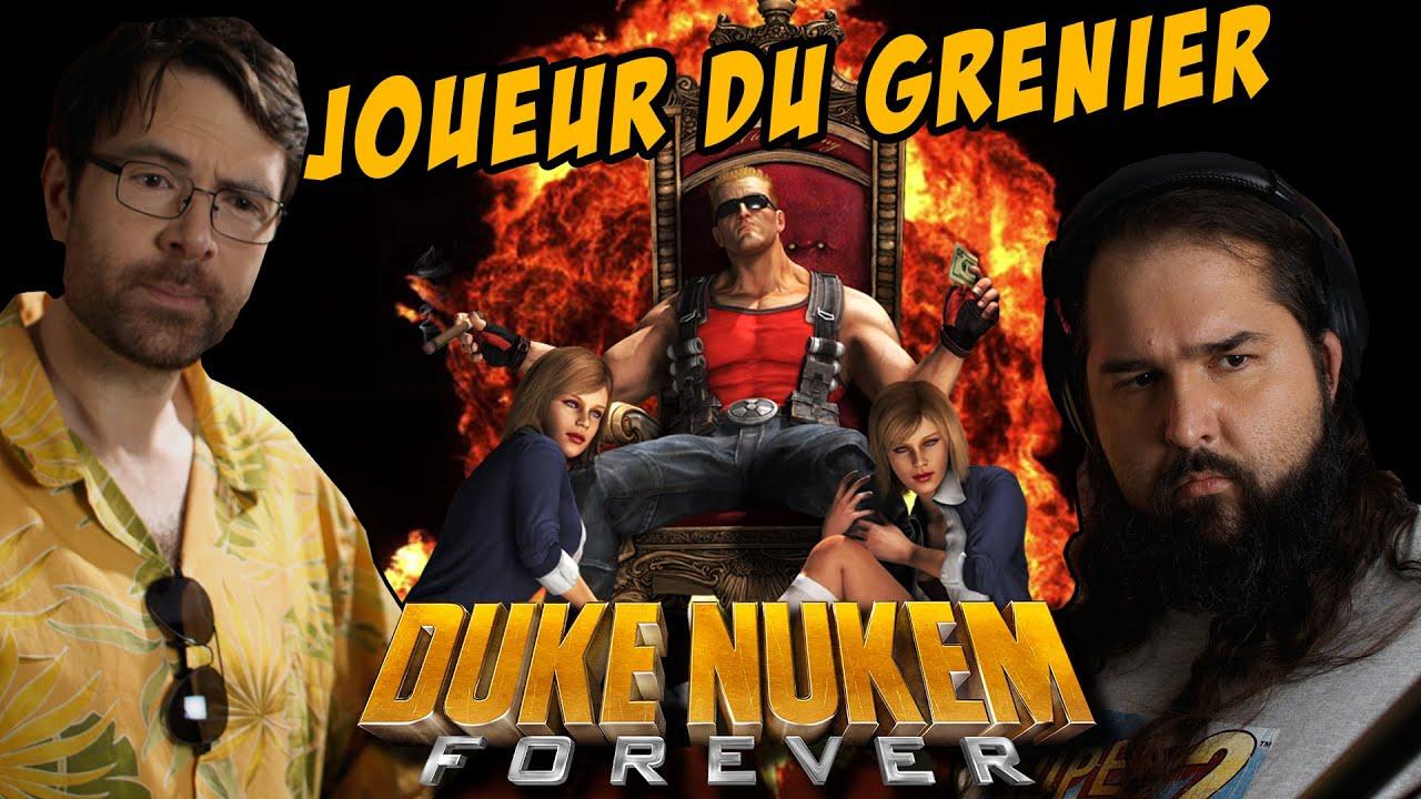 Joueur du Grenier – DUKE NUKEM FOREVER (Version non-censurée)