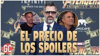 Las Consecuencias Que Mark Ruffalo Debe Pagar Por Sus Spoilers De Infinity War Y Avengers 4: Endgame