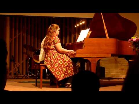 Simple Gifts - Natalie Fall Piano Recital 2016