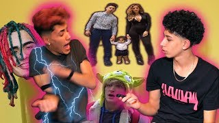 THE ELECTROCUTION GAME ft. THE ACE FAMILY & LOGAN PAUL