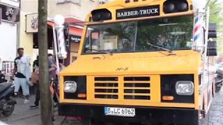 BARBER TRUCK - Release Party 2018