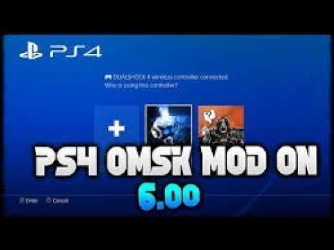 How Install OMSK MOD on PS4 5 55 + DOWNLOAD Лучише игры для