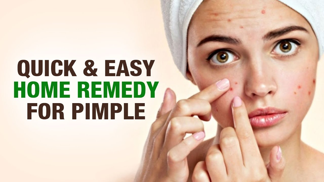 How to Remove Pimples Fast at Home - Home remedy for pimple - Beauty tips  by Riya Singh