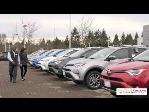 Vancouver Toyota- Lease Return