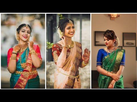 Ideas For Bridal Sarees, Wedding/Engagement