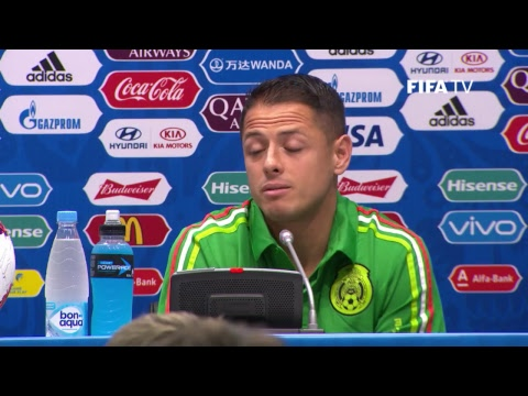 GER v MEX - Mexico - Pre-Match Press Conference