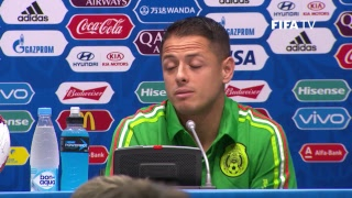 GER v MEX - Mexico - Pre-Match Press Conference