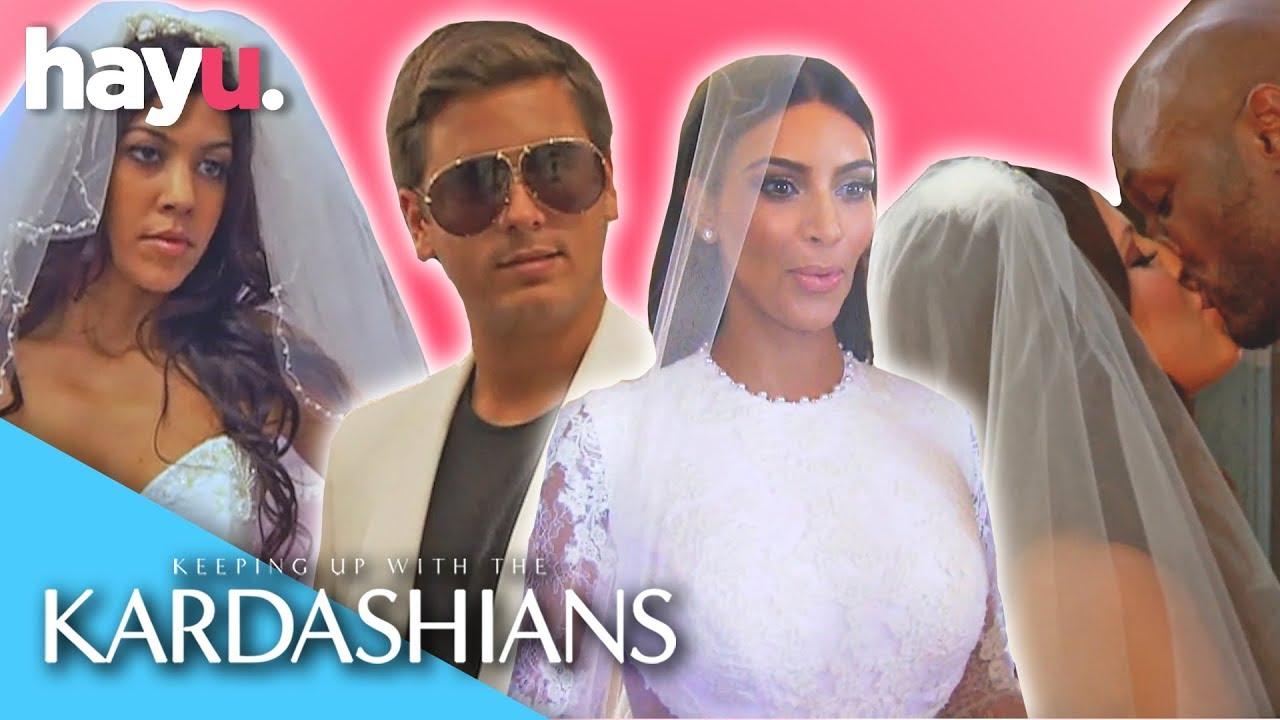 Kardashian Weddings Keeping Up With The Kardashians