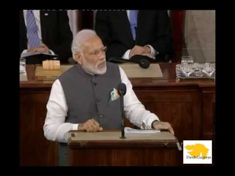 Terrorism is incubated in India's neighbourhood: Narendra Modi at US Congress
