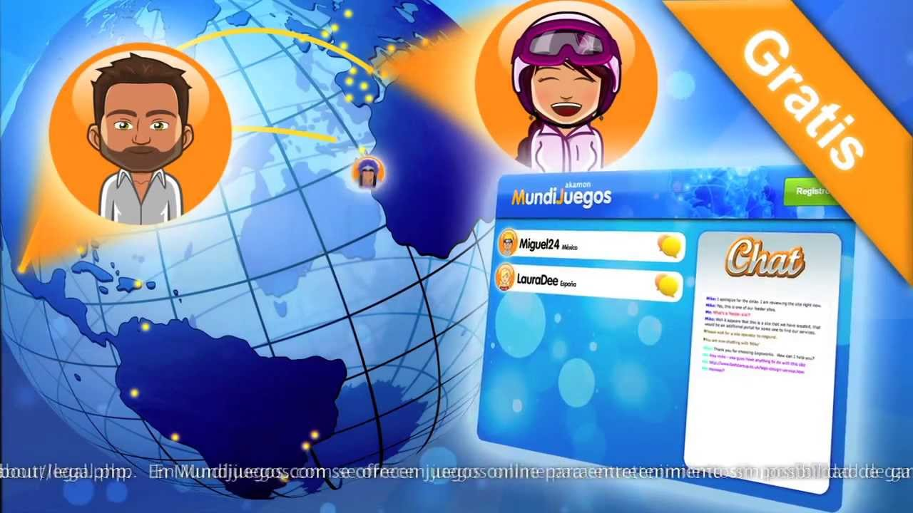 Mundijuegos La Mayor Comunidad De Juegos Online Multijugador Youtube