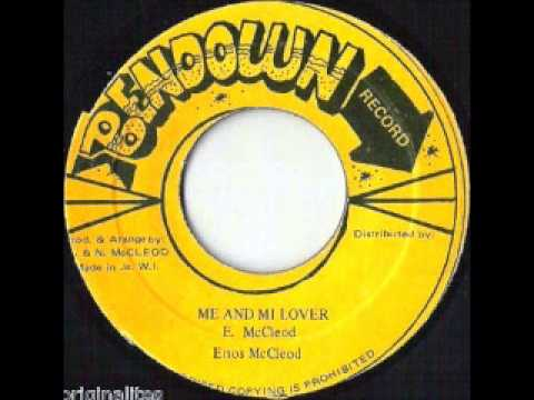 Enos McCleod - Me And Mi Lover / Version [1982]