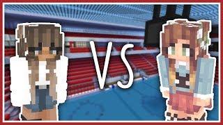 KARA VS JEZZIE - Minecraft et Roblox Livestream