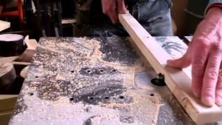 How-to Mill Rough Sawn Lumber by Mitchell Dillman