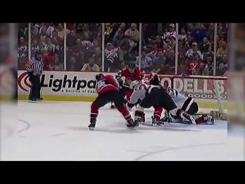 2003 Stanley Cup Playoffs Overtime Goals