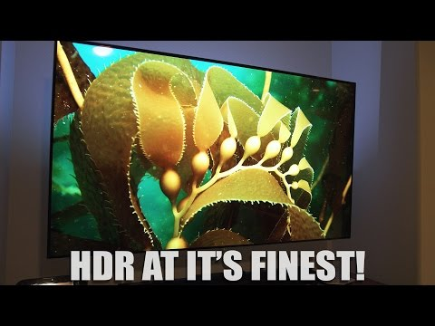 "Let's take a look at LGs 65"" B6 OLED HDR 4K TV!"