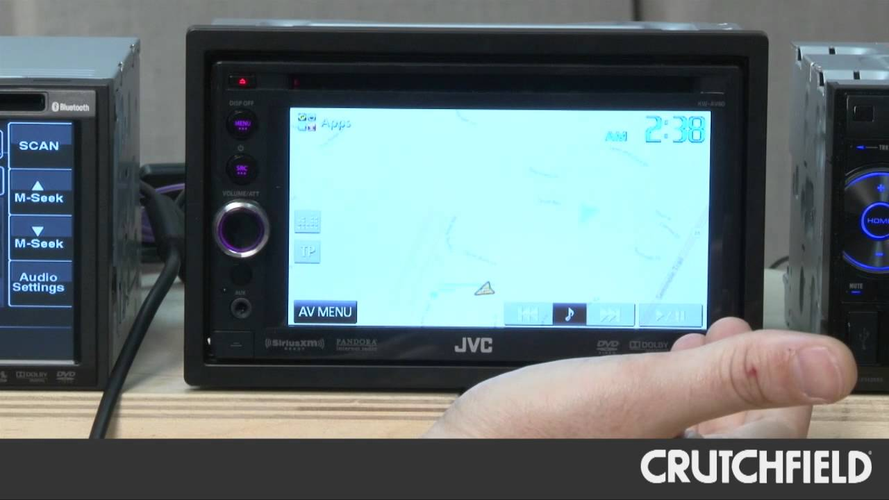 Car Audio DVD Receiver Roundup and Review | Crutchfield Video