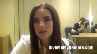 Rebecca Rittenhouse on the Impact of the RED BAND SOCIETY Tour