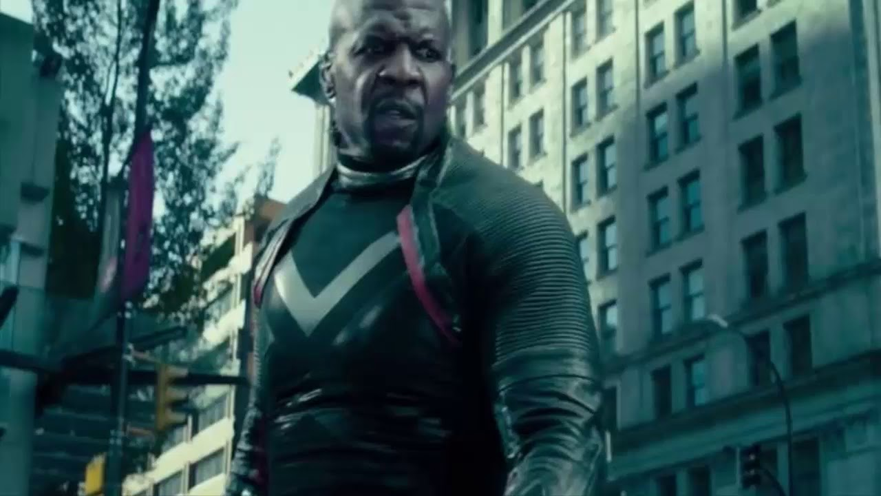 Terry Crews Is Bedlam In Deadpool 2 But Who The Heck Is