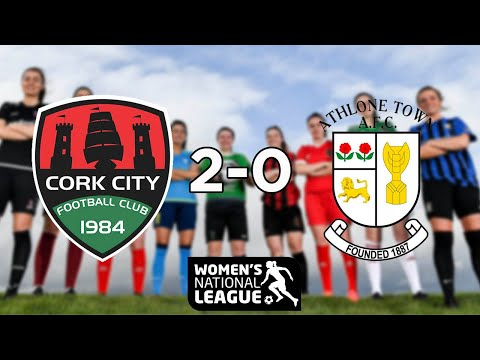 WNL GOALS GW7: Cork City 2-0 Athlone Town