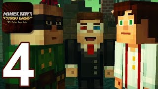 скачать эпизод 2 minecraft story mode на андроид #8