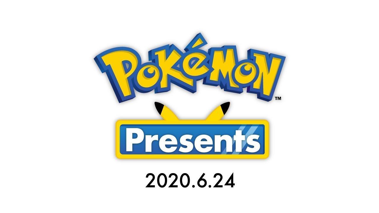 Pokémon Presents 2020.6.24