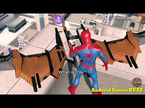 Amazing Spider Man 2 Apk+obb Mod Game 2019 OFFLINE GAME
