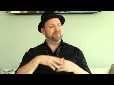 "Kristian Bush Writes ""Walk Tall"" for His Son (Interview)"