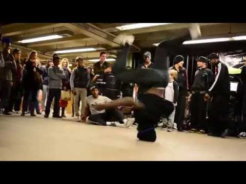 Float Master John Break Dance NYC