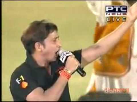 FIRST KABADDI WORLD CUP FINAL SUKHWINDER SINGH 2010