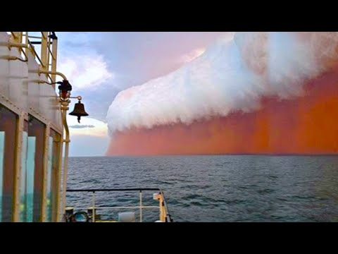 15 Strange Natural Phenomena That Happened On Earth