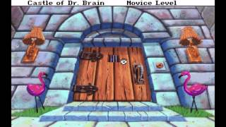 The Castle of Dr. Brain - 1. Entrance (1991) [MS-DOS]