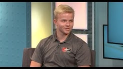 Tyler Ankrum on making his Truck -- and pit stop -- debut
