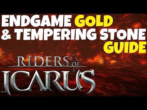 Riders of Icarus: Endgame Gold + Tempering Stone Guide