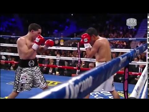 Erik Morales vs Danny Garcia II