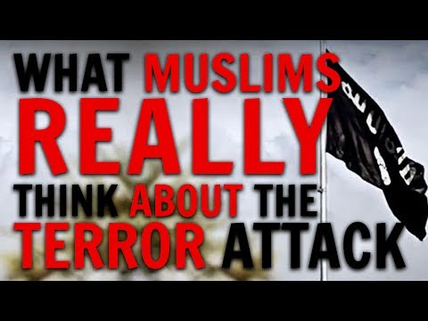 WHAT MUSLIMS REALLY THINK ABOUT TERRORISM