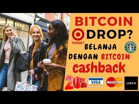 [Kripto Daily 15] #Bitcoin Drop? Belanja Dengan #Bitcoin dan #Cryptocurrency Dapat Cashback!