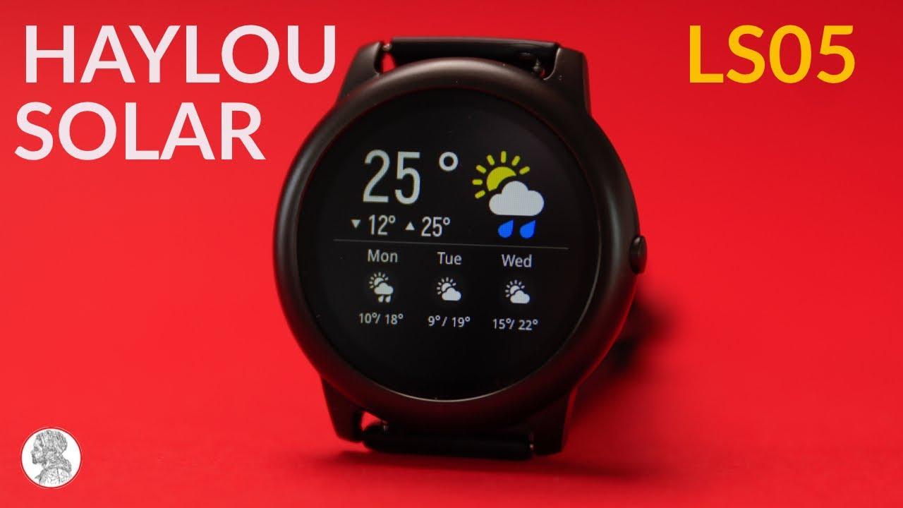 Akıllı, Şık, Ekonomik - Haylou Solar LS05 Akıllı Saat
