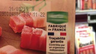Les pièges de l'alimentation « made in France » - Tout compte fait