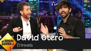 David Otero entierra 'físicamente' al 'Pescao' en el jardín de su casa  - El Hormiguero 3.0