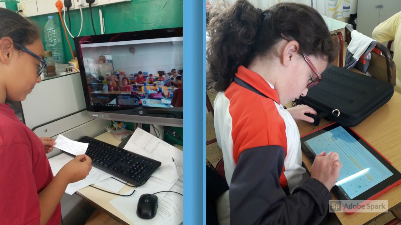 Promoting the use of digital tools in the Primary Classrooms